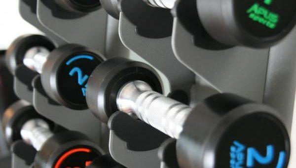 Trwałe stojaki na obciążenie do siłowni