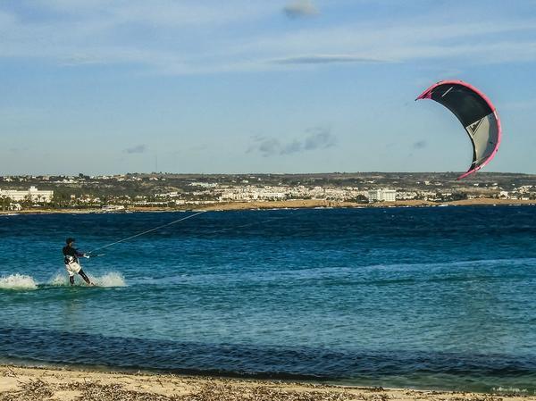 wyjazdy kitesurfingowe dla dzieci