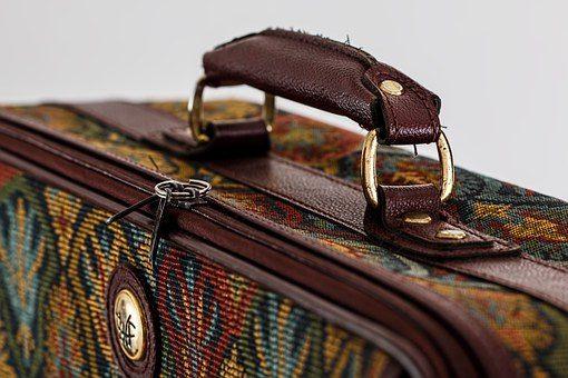 Sklep z walizkami