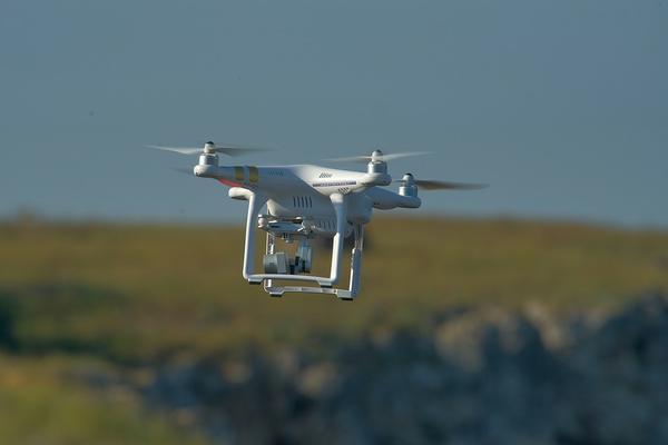 szkolenia wojskowe - drony