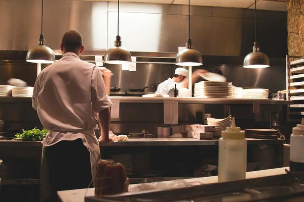 profesjonalne środki czystości dla gastronomii