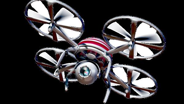 Nietypowe wykorzystanie drona