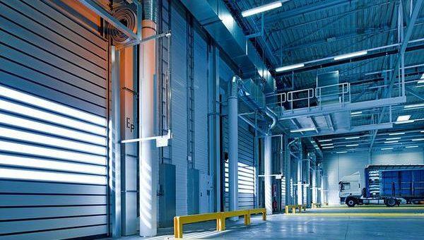Hale przemysłowe można zbudować ze stali