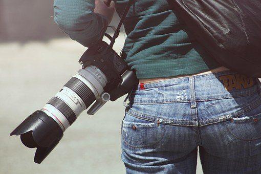 Praca fotografa ślubnego