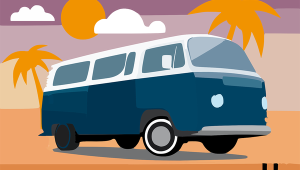 Niedrogi bus z Torunia do Holandii