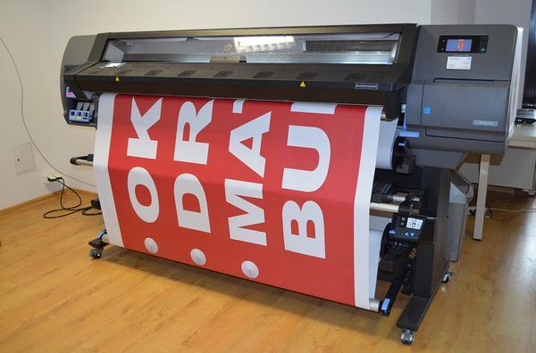 drukowanie wielkoformatowe łódź