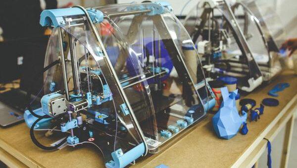 Nowoczesne filamenty do drukarek 3d