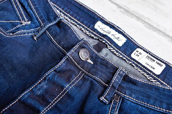 jeansy rurki damskie