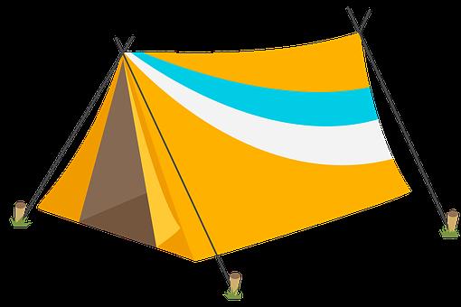 Namiot jako miejsce imprezy – sprzedaż